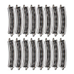 16-Piece Track Pack Model Train Accessory