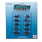 EZ-Mate Mark II Magnetic Coupler Economy Pack Train Accessory