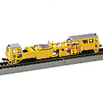 Ballast Regulator: Yellow Train Accessory