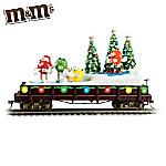 M&MS Winter Fun Gondola HO-Scale Train Car