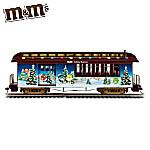 M&MS Winter Wonderland HO-Scale Train Car