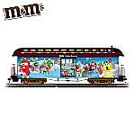 M&MS Santas Little Helpers HO-Scale Train Car
