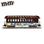 M&MS Sweet On The Inside HO-Scale Train Car