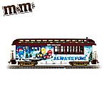 M&Ms Always Fun HO-Scale Train Car