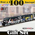 Dale Earnhardt Intimidator Express Train Gift Set