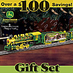 John Deere Creek Express: Collectible Holiday Train Set