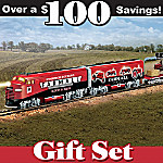 Farmall Express HO-Gauge Train Set