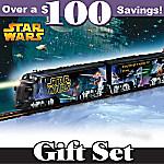 Star Wars Express HO-Gauge Train Set