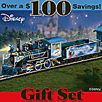 Train Set: Magic Of Disney Express Train Set