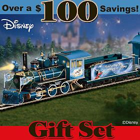 Magic Of Disney Express Train Set