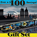 Batman Express: Collectible Electric Train Set