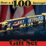 U.S. Navy Express: Collectible Electric Train Set