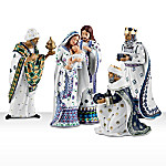 Polish Nativity Set: Silent Night