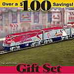 St. Louis Cardinals Express Train Gift Set