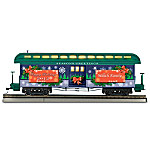 2012 Personalized Holiday Train Car