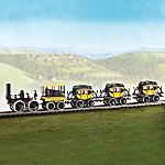 DeWitt Clinton HO Scale Electric Train Set