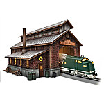 Hawthorne Railways Engine House Train Accessory