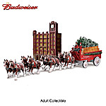 Budweiser Clydesdales 120th Anniversary Edition Sculpture