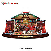 Budweiser Bringing You Holiday Cheer Sculpture