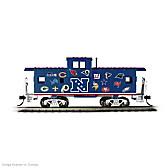 NFL Caboose Train Accessory