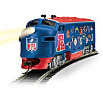 NFL Special Edition Locomotive Train Car