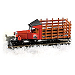 Masterpiece Railways Snow Plow Vehicle Electric Train Accessory