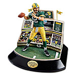 Aaron Rodgers Super Bowl XLV Signature Moments Stadium