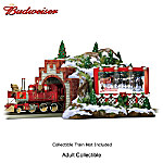 Budweiser Christmas Train Accessory: Mountain Tunnel