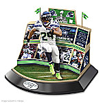 Marshawn Lynch Signature Moment Sculpture