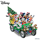 Disney Once Upon A Holiday Sculpture