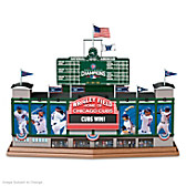 Wrigley Field - Home Of The World Series Champions Sculpture
