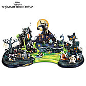 Disney The Nightmare Before Christmas Halloween Town Lagoon