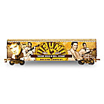 Elvis Presley Sun Records Commemorative Train Car