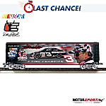 Dale Earnhardt Collectibles Dale Earnhardt Boxcar Train Accessory: NASCAR Hall Of Fame Tribute
