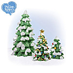 Precious Moments O Christmas Tree Christmas Village Accessory Figurines
