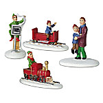 North Pole Express Children's Train Village Accessory