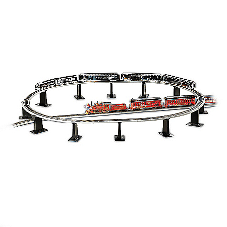 12-Piece Tall Pier Train Accessory Set