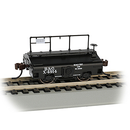 Baltimore & Ohio Test Weight Car HO-Scale Train Accessory
