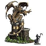 Rockscar The Eternal Dragon Sculpture