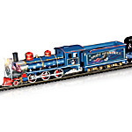 Hawthorne Village Spirit Of America World Trade Center On30-Scale Train Set