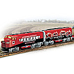 Hawthorne Village Farmall Express HO-Gauge Train Set