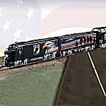 Hawthorne Village POW MIA Express HO-Gauge Train Set