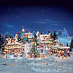 Rudolph The Red Nosed Reindeer® Village Set