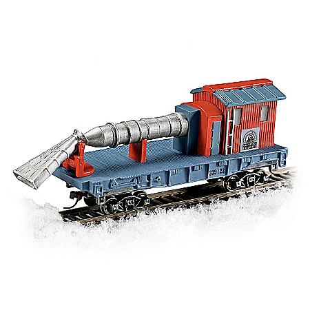 Trains: Jet Snow Blower Train Car