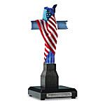 Sculpture - Our Faith Endures Commemorative September 11 Sculpture