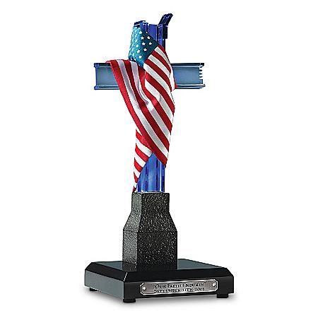 Sculpture: Our Faith Endures Commemorative September 11 Sculpture