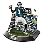 Philadelphia Eagles NFL Super Bowl LII Championship Moments Sculpture