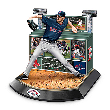 Boston Red Sox 2018 World Series Champions Commemorative MLB Sculpture