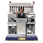 Dr. Martin Luther King Jr. I Have A Dream Tribute Sculpture