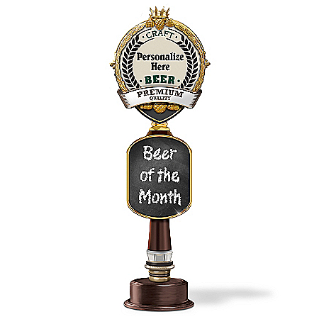 Brewmaster's Best Personalized Tap Handle – Personalized Jewelry
